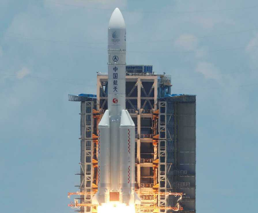 China launches cargo spacecraft to carry supplies to its space station