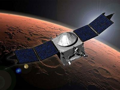 Made for mission life of 6 months, India's Mars probe completes 7 years in orbit
